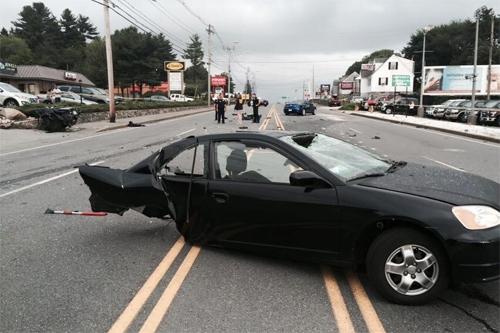 Nhiều tài xế hiểu lầm về phanh tự động trên ôtô